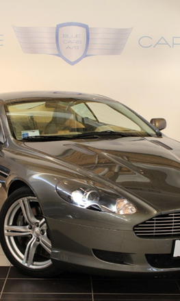 Klik her og find Aston Martins på DBA